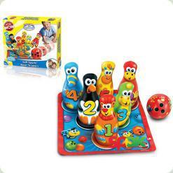 Активна іграшка Play WOW Навчальний боулінг (3149PW)