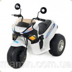 Акумуляторний дитячий мотоцикл M 1715-1 Bambi (METR +)