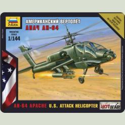 Американський вертоліт Апач