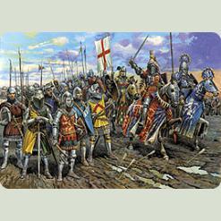 """Англійські лицарі 100-річної війни """""""