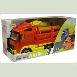 Авт.-лісовоз (у коробці)