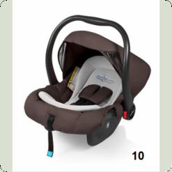 Автокрісло Baby Design Dumbo L — 10 2014 (для Lupo) без Адапт.