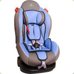 Автокрісло Baby Shield Welldon Smart Sport II Grey / Blue