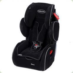 Автокрісло BabySafe Space Premium - black