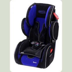 Автокрісло BabySafe Space Premium - blue