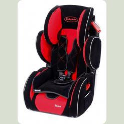 Автокрісло BabySafe Space Premium - red