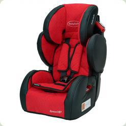 Автокрісло BabySafe Space VIP - red