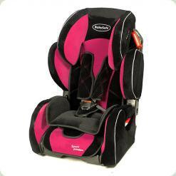 Автокрісло BabySafe Sport Premium 2013 - pink