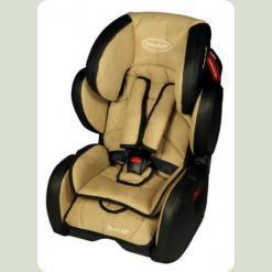 Автокрісло BabySafe Sport VIP - beige