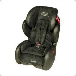 Автокрісло BabySafe Sport VIP - black