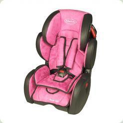 Автокрісло BabySafe Sport VIP - pink