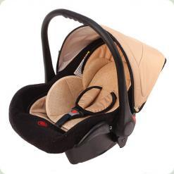Автокрісло BabySafe Start Speedy - beige