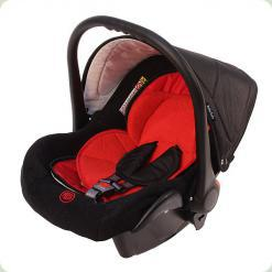 Автокрісло BabySafe Start Speedy - red