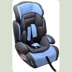 Автокрісло Bambi M 2372 Сіро-блакитний