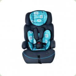 Автокрісло Bambi M 2374 Блакитний