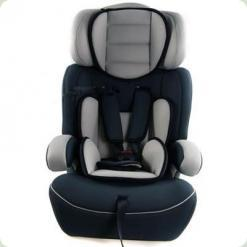 Автокрісло Bambi M0487 Grey Black