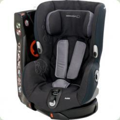 Автокрісло Bebe Confort Axiss Total Black
