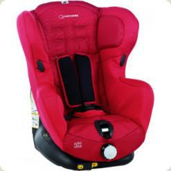 Автокрісло Bebe Confort Iseos Isofix Raspberry Red