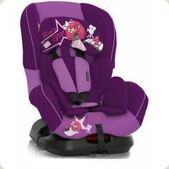 Автокрісло Bertoni Concord Pink Movie Star