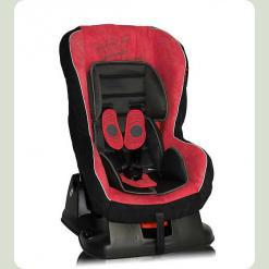 Автокрісло Bertoni GRAND PRIX (black & red crown)