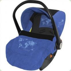 Автокрісло Bertoni LIFESAVER (blue black world)