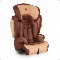 Автокрісло Bertoni OMEGA (9-36кг) (beige & brown)