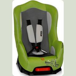 Автокрісло Bertoni Pilot Green Techno