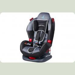 Автокрісло Caretero Sport Turbo (9-25кг) - dark grey