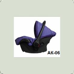 Автокрісло Lonex АК-06 (бузковий)