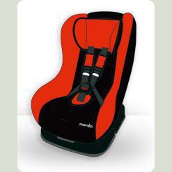 Автокрісло Nania 0/1(0-18 кг) DRIVER (Shadow/Red)