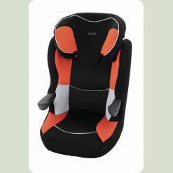 Автокрісло Nania 2/3(15-36 кг) R-WAY SP (оранж/чорн)
