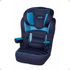 Автокрісло Nania 2/3(15-36 кг) R-WAY SP (синьо/чорн)