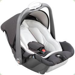 Автокрісло Roan Babies Millo 0 + Grey