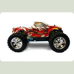 Автомобіль Монстр 1:10 Himoto VIPER XST HI6103 NITRO