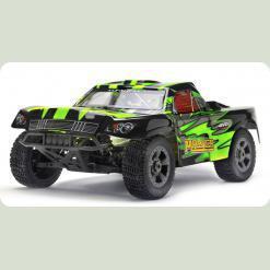 Автомобіль Шорт 1:8 Himoto Mayhem MegaE8SCL Brushless (зелений)