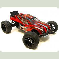 Автомобіль Траггі 1:10 Himoto Katana E10XTL Brushless (червоний)