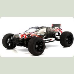 Автомобіль Траггі 1:10 Himoto Katana E10XTL Brushless (чорний)