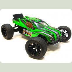Автомобіль Траггі 1:10 Himoto Katana E10XTL Brushless (зелений)