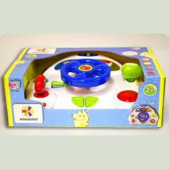 Автотренажер Joy Toy Поїхали (7066)