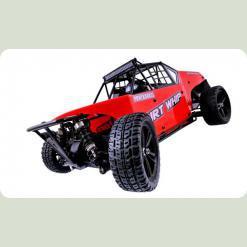 Баггі 1:10 Himoto Dirt Whip E10DB Brushed (червоний)