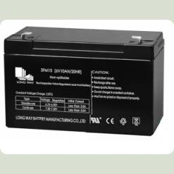 Батарея Bambi 6V/10Ah для FB958/JE118/A08/A22/A15/A30