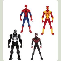 Базові фігурки Людини-Павука (в асорт.)