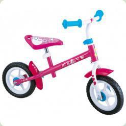 "Біговел STAMP Barbie 10"" (pink-white)"