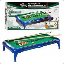 Більярд Let's Sport World champion pool set (96228)