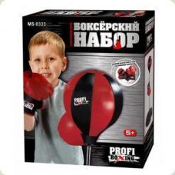 Боксерський набір Bambi MS 0332