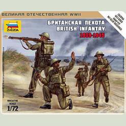 Британська піхота