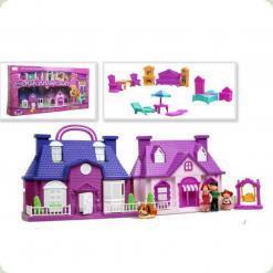 Будиночок для ляльок Bambi Мій милий будинок (ZYC 0206)