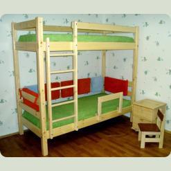 """Двох'ярусне ліжко """"Ірель-Комфорт"""""""