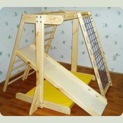 Дитячий спортивно - ігровий комплекс Малюк-3