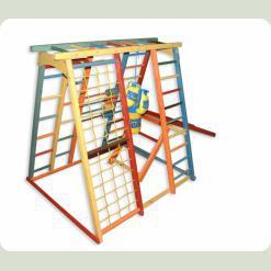 Дитячий спортивний комплекс Babygrai Веселка для вулиці